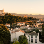 Top 5 places to visit in Granada using Cooltra
