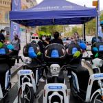 Cooltra y hoy-voy fomenten la conducció responsable de motosharing a Barcelona